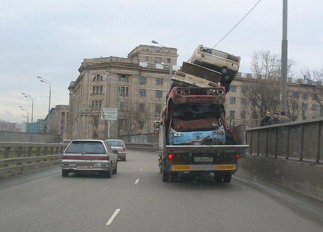 Ахтунг на дорогах