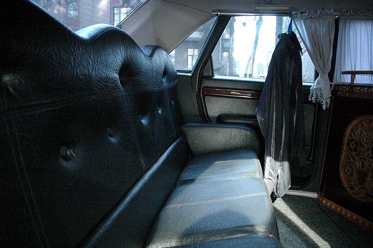 Лимузин своими руками