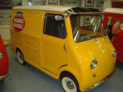 Автомобили - малютки