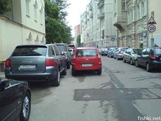 Монстры парковки 2