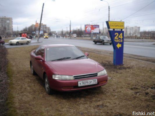 Монстры парковки 3