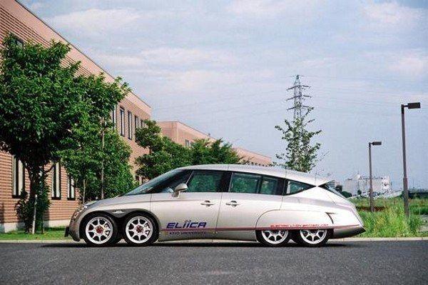 Удивительные автомобили